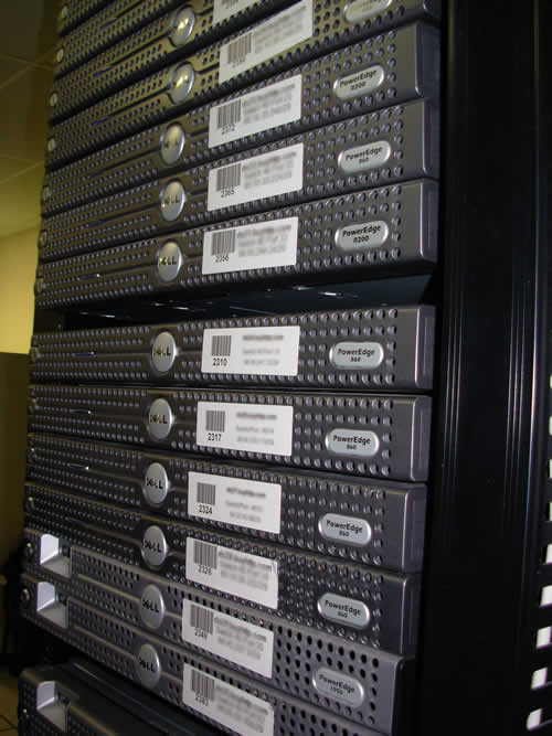 BuyHTTP servers in the datacenter